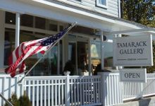 Represented by Tamarack Gallery